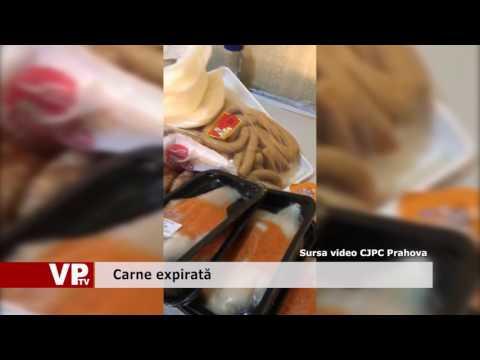Carne expirată