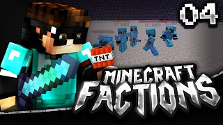 Minecraft Factions: Episode 4 - KILLING MY ALLIES FOR BEDROCK!