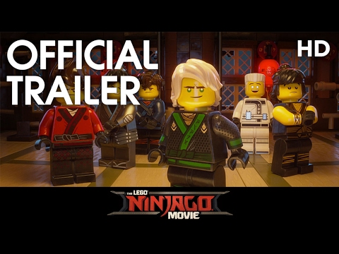 THE LEGO NINJAGO MOVIE | Official Trailer | 2017 [HD]