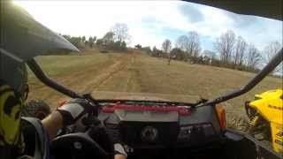 9. VXCS 2014 UTV Race Wildcat X LTD Outdoorsman Park Round 1 Part 1