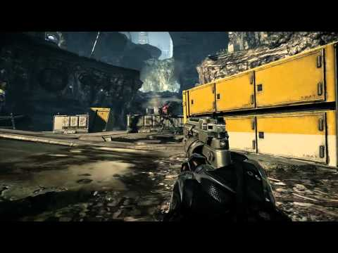 Crysis - Be the Weapon Trailer [HD] feat NiN