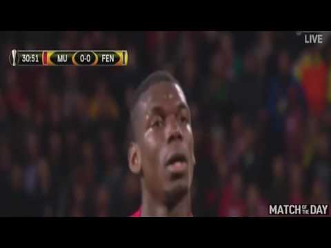 Manchester United vs Fenerbahce 4 1   All Goals Highlights   Europa League 20 10 2016 HD