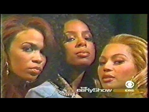 Destiny's Child Reunites in 2004 After 3 Years Apart (Performs & Interview)