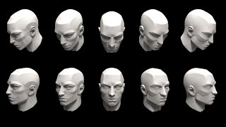 How To Paint Facial Features