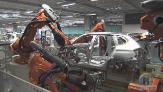 BMW inagura nueva factoría en China, en Tiexi