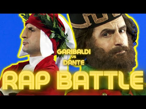 GARIBALDI vs DANTE - FINAL RAP BATTLE видео