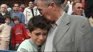 Das emotionales Abschiedsspiel des Zinedine Zidane