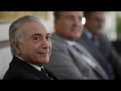 Βραζιλία: Τα σχέδια του διαδόχου της Ρούσεφ για την οικονομία