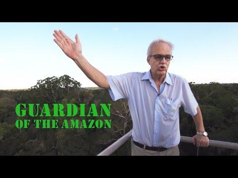 Laureate 2016 Professor Carlos Nobre, meteorologist and rain forest expert.