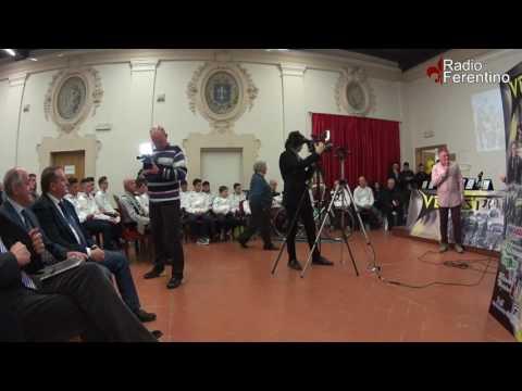Cerimonia Presentazione Stagione Ciclistica 2017 della A.S.D. VELOSPORT Ferentino
