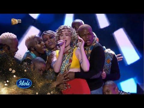 Top 8: Micayla – 'Angifuni' – Idols SA