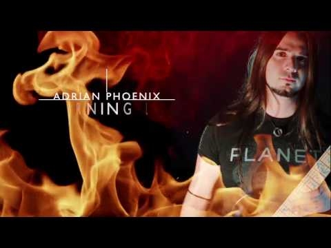 Boutique Profiles - 15 Burning licks by Adrian Phoenix