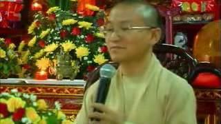 Bài học nhân quả (12/06/2008) - TT. Thích Nhật Từ