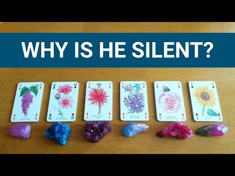 Waarom is het stil aan de overkant... tarot