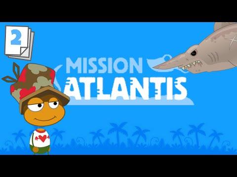 Poptropica Walkthroughs and Cheats -- Mission Atlantis (Episode 2)