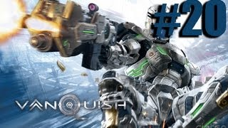 Let's Play 360 - Vanquish Credit de fin / End Title #20 FR HD