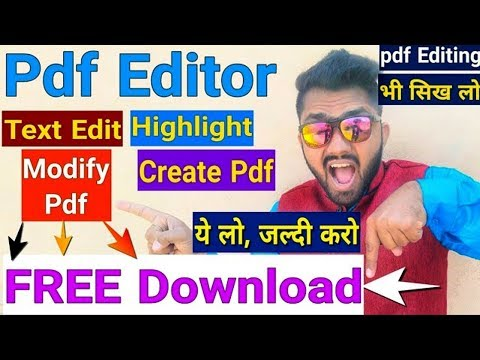 PDF Editor Free Download Full Version | I Icecream PDF Editor