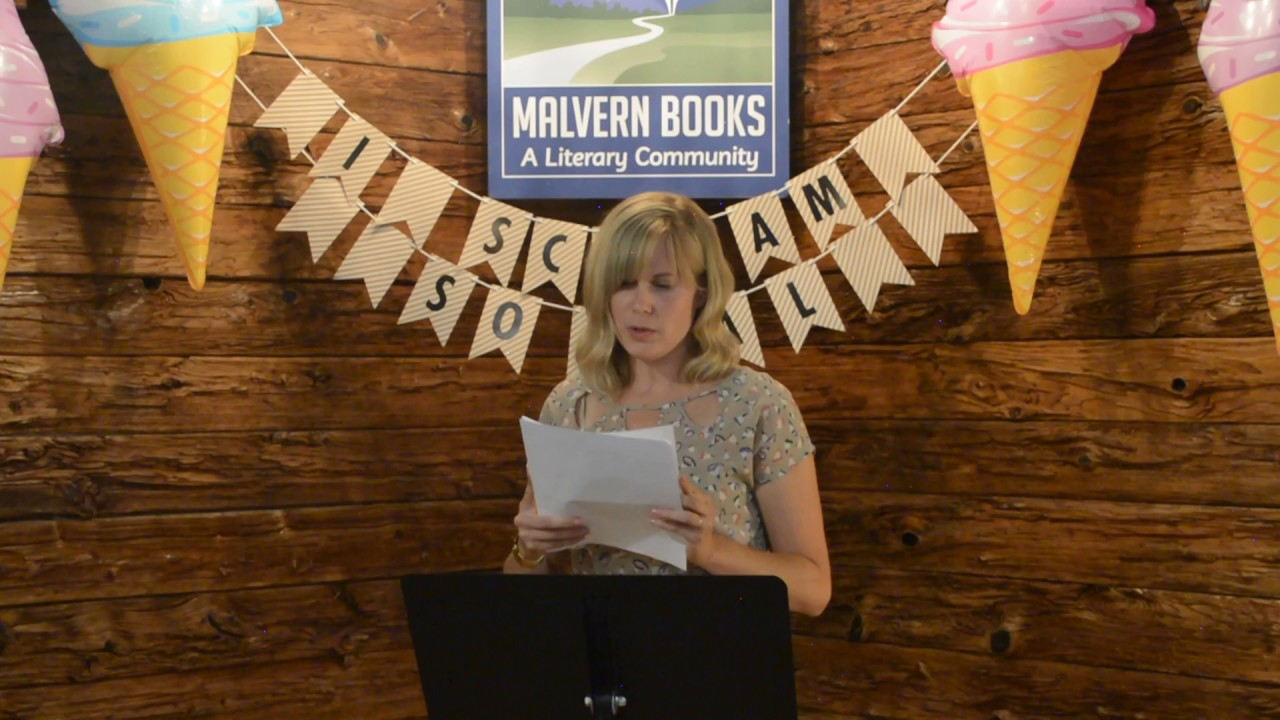 Lara Prescott Reading at Malvern Books