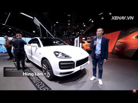 Đánh giá nhanh Porsche Cayenne Turbo S e-Hybrid Coupé mới nhất và giá bán tại Việt Nam @ vcloz.com