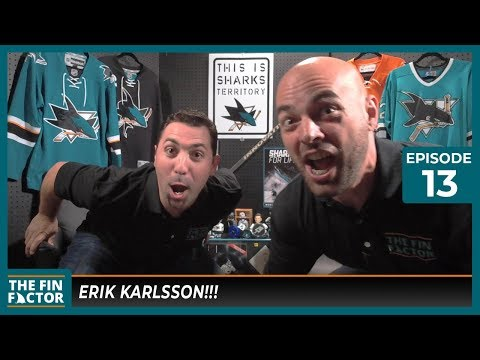 Episode 13: ERIK KARLSSON!!!