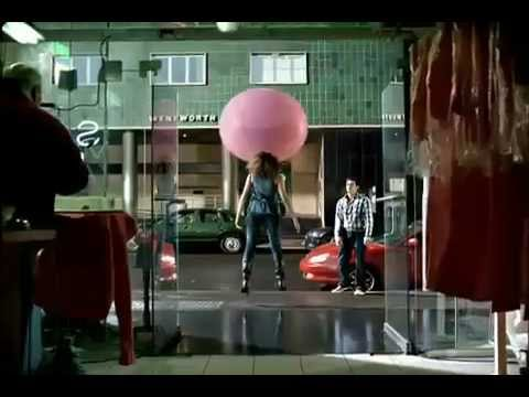 'Bubble' Old Navy Commercial