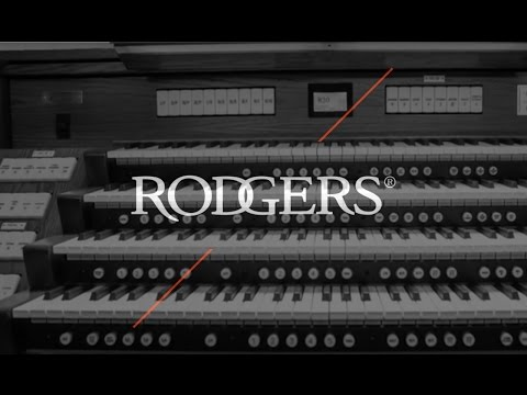 Introduction to Rodgers Artist Series Organs