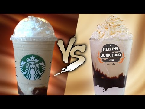 S'MORES FRAPPUCCINO - DIY VS BUY