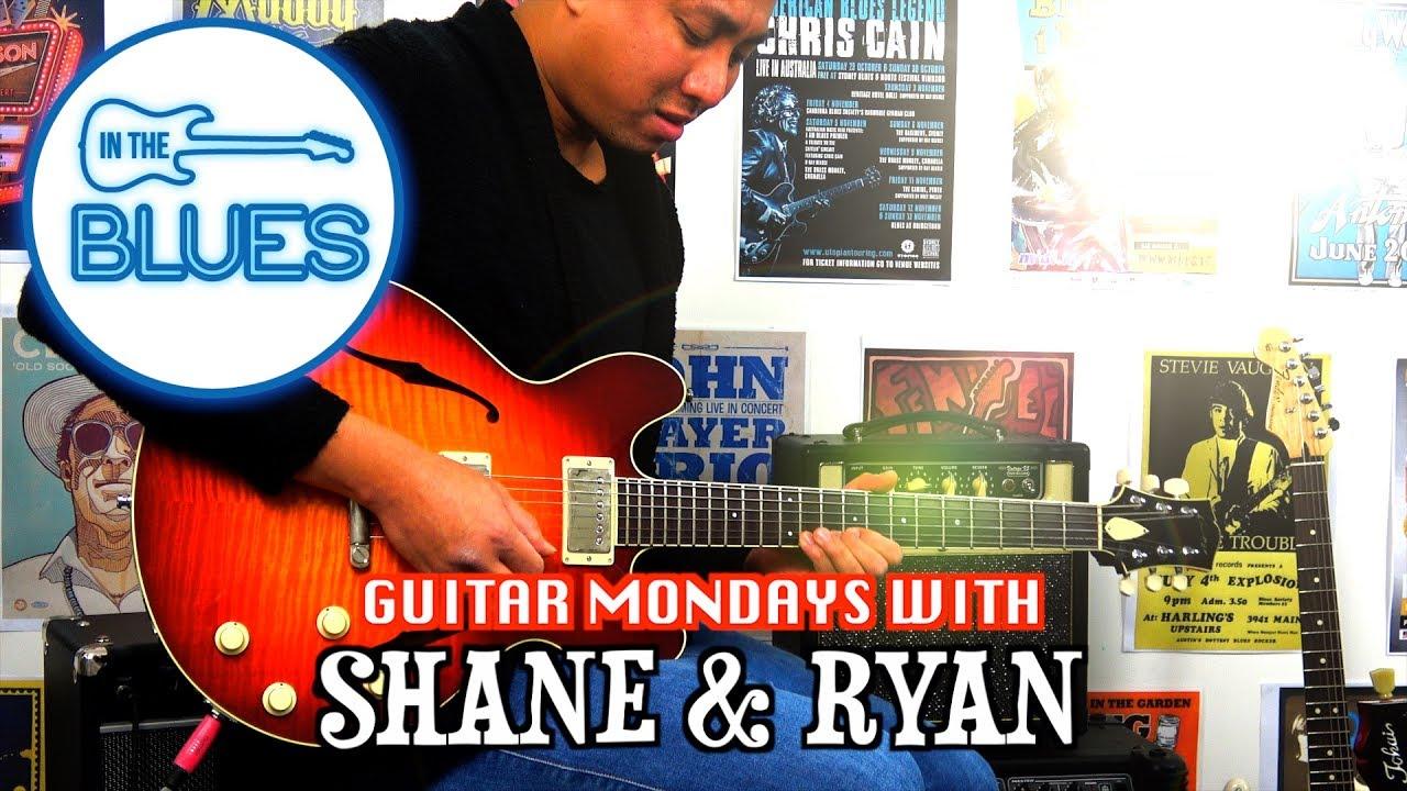 Guitar Mondays with Shane & Ryan – Rhythmic Ideas for Lead Guitar
