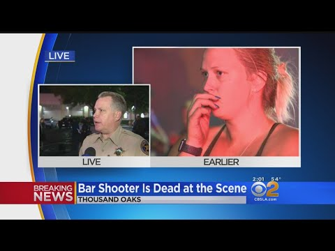 Ventura County Sgt.: 'This Kind Of Thing Just Doesn't Happen' In Thousand Oaks
