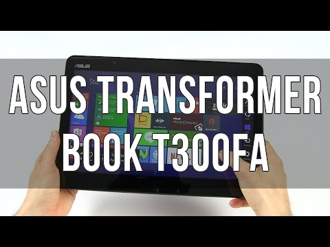 Asus Transformer Book T300FA review with Core M-5Y10 hardware