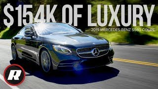 2019 Mercedes-Benz S560 Coupe: 5 things to know about this luxury benchmark by Roadshow