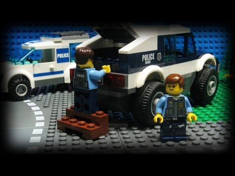 lego - Chase McCain has to stop the mischief caused in Lego City. This video is to promote the new video game,