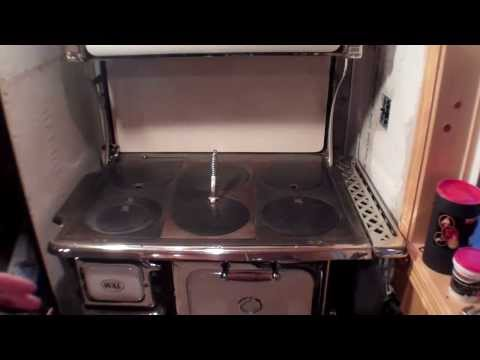 The Heartland Elmira Oval Cookstove - The Details Part 1
