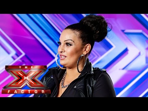 TheXFactorUK - Visit the official site: http://itv.com/xfactor Monica Michael loves her little sister Natalie so much she wrote a song about her and performed it to the Jud...