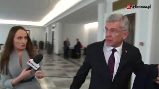 Karczewski atakuje Grodzkiego. Zapomniał, jak chwalił Łukaszenkę?
