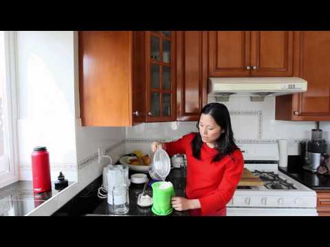 Maki Cooks &#8211; Organic Almond Milk