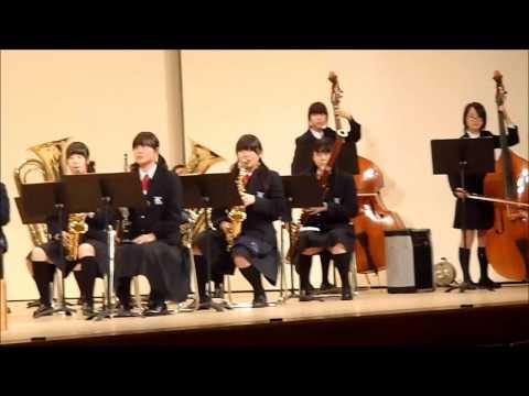 海老名市立柏ケ谷中学校ブラスバンド部第5回定期演奏会