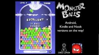 Monster Balls YouTube video