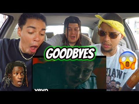 Post Malone - Goodbyes Ft. Young Thug | REACTION REVIEW