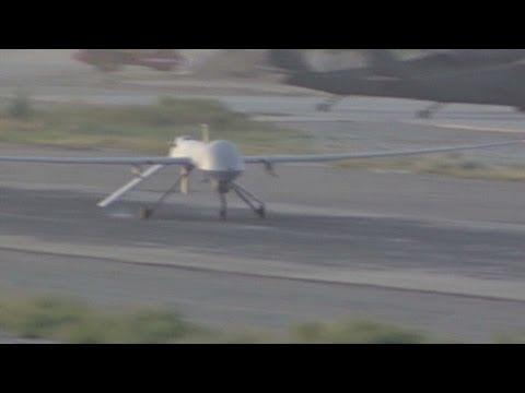 Taliban recruiting from drone warfare