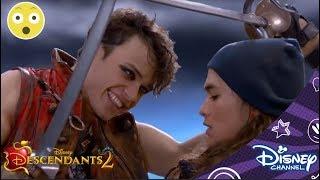 Nonton Descendants 2   Vechten Tegen Piraten   Disney Channel Nl Film Subtitle Indonesia Streaming Movie Download
