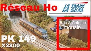 letraindejules.fr - Vidéo N°38 - Circulation sur le PK 149