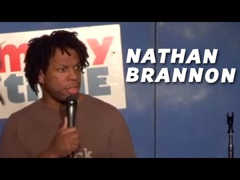 Quicklaffs - Nathan Brannon Stand Up Comedy