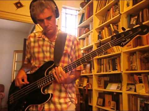 Wet Sand - RHCP [Bass Cover]