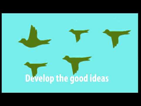 How to Create and Develop a Great New Business Idea