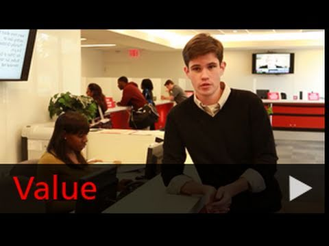 Value/Affordability at St. John's University (1:35)