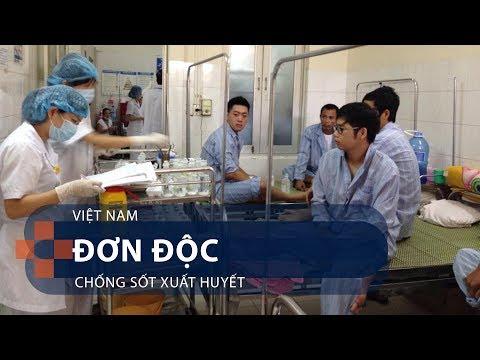 Việt Nam đơn độc chống sốt xuất huyết | VTC1 - Thời lượng: 2 phút, 22 giây.