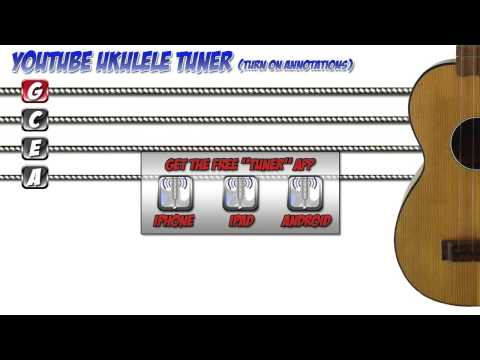 Ukulele Tuning Tip For New Strings
