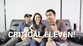 Video NGOBROLIN FILM CRITICAL ELEVEN (feat. Anggika Bolsterli, Refal Hady, Ika Natassa) MP3, 3GP, MP4, WEBM, AVI, FLV Juli 2017