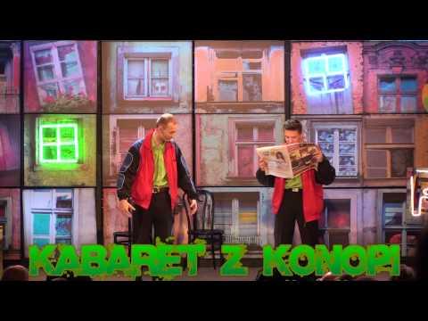 Kabaret Z Konopi - Dostawca pizzy